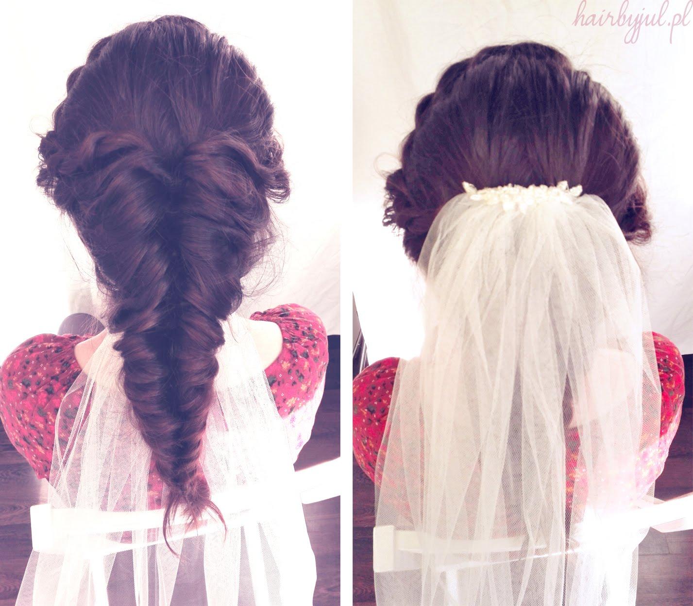 Romantyczne Fryzury ślubne Upięcia Dużo Zdjęć Hair By
