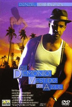 descargar El Demonio Vestido de Azul en Español Latino