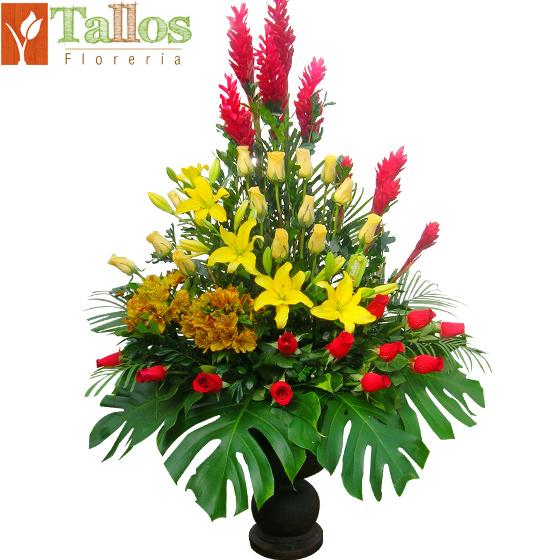 Flores Online Flores Para Desear éxitos Empresariales