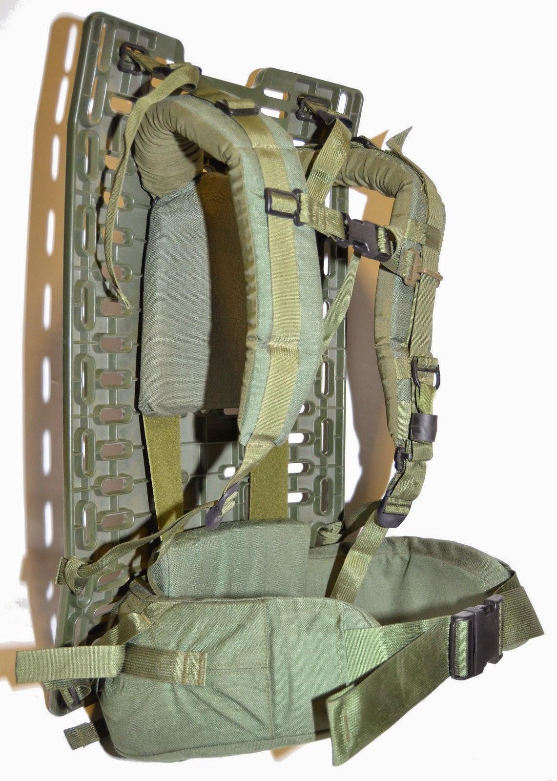 Webbingbabel Canadian Army Rucksack Cargo Pack Pack
