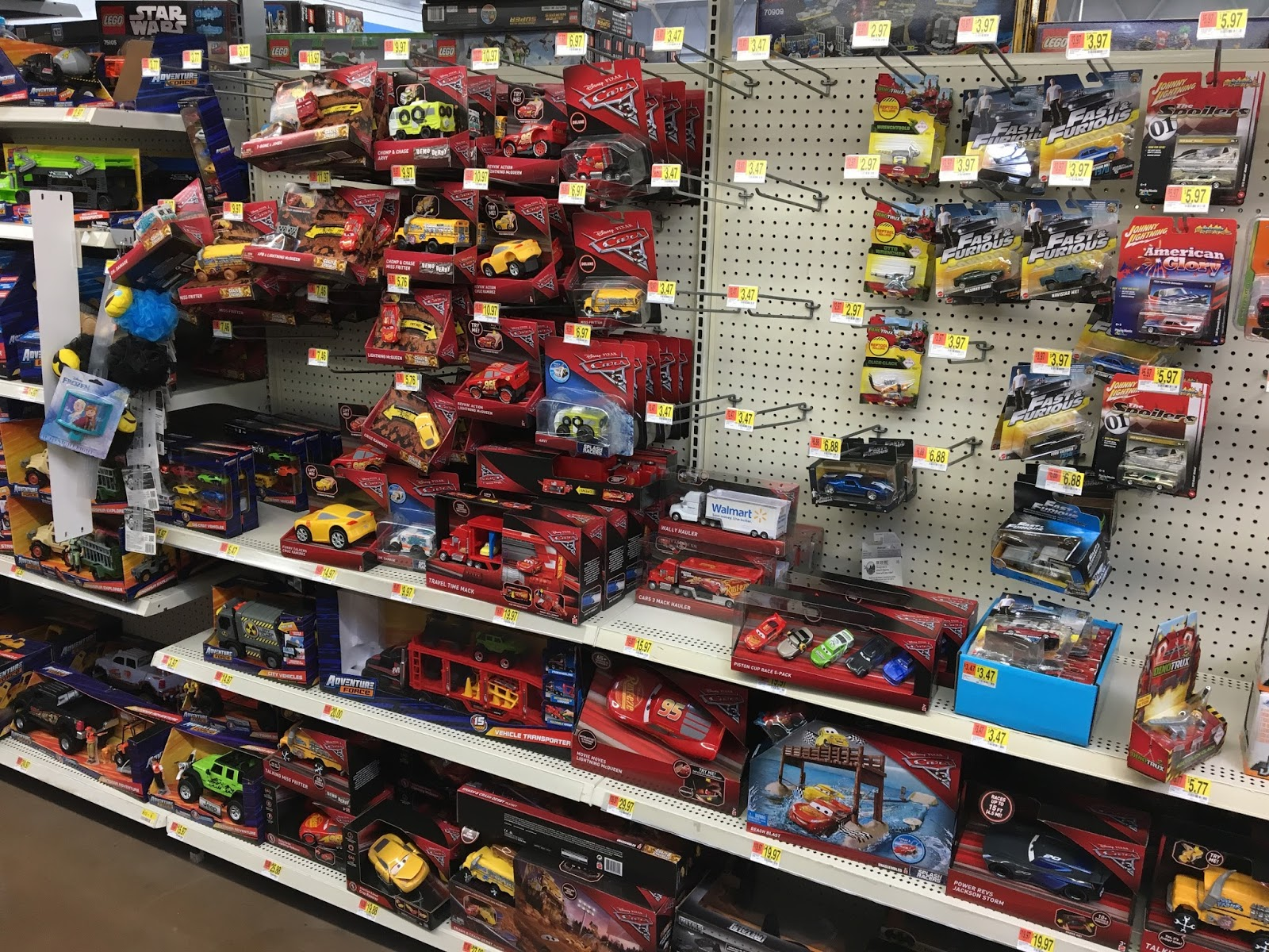 Dan The Pixar Fan Events Cars 3 Merch Release Roundup Toys