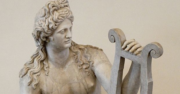 War Report: Ελληνική Μυθολογία: Απόλλωνας - Άρτεμις
