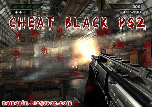 Cheat Black Ps2