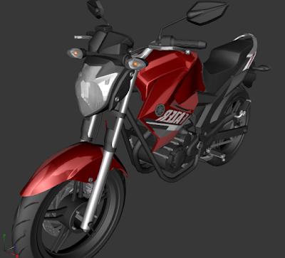 GTA SA - FAZER 250 2015