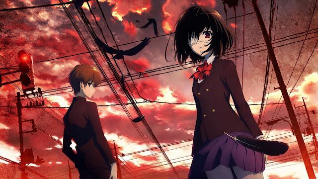 Top anime kinh dị hay nhất vietsub online