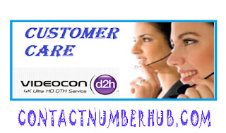 Videocon D2H Toll Free Number