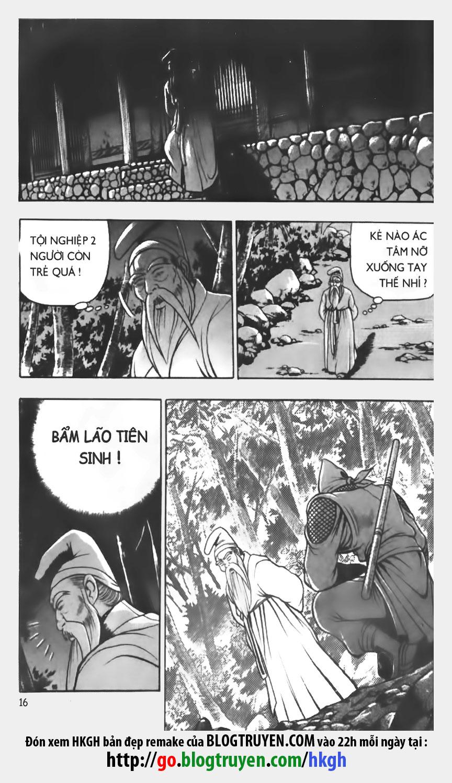 Hiệp Khách Giang Hồ Chap 070