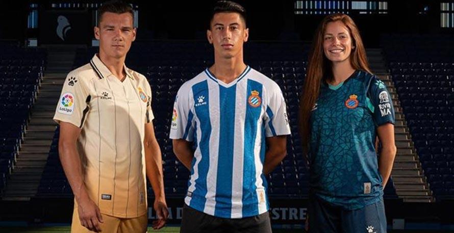 Espanyol 20-21 Home, Away & Third Kits Released - Footy Headlines