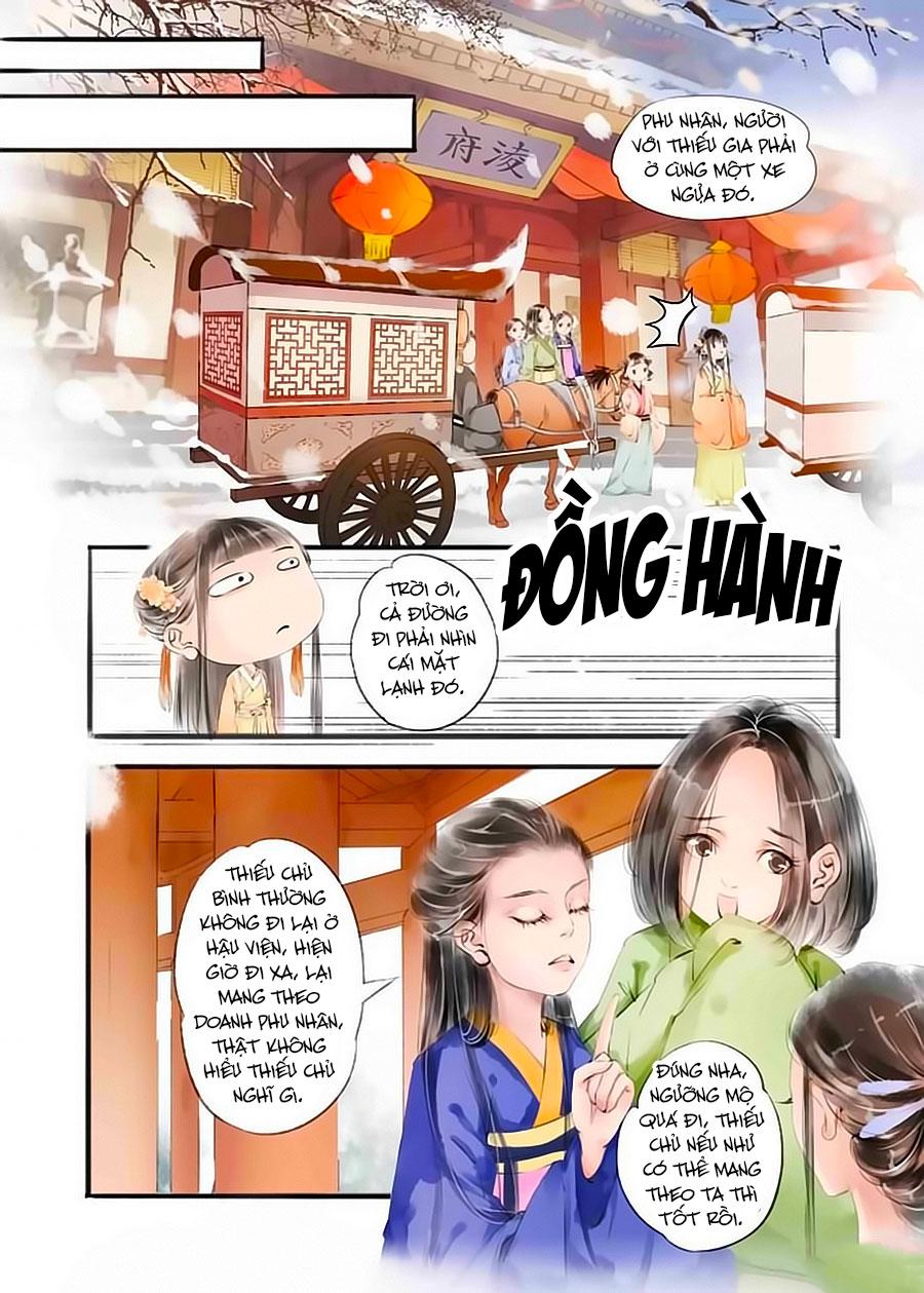 Nhà Ta Có Tiểu Thiếp chap 26 - Trang 3