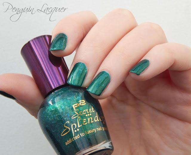 p2 secret splendor 040 opulent sapphire ohne nle