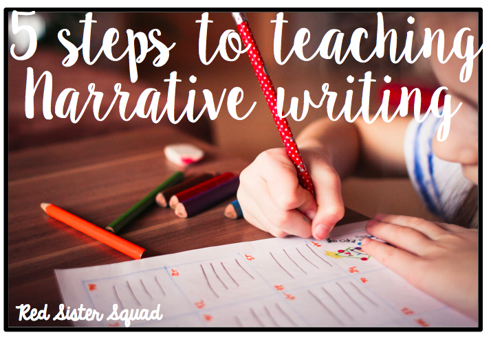 teaching narrative writing to children When writing a narrative essay read what parents are saying about their children's writing progress in time4writing courses register now to get started right.