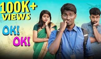 OK OK | Vijay Duke | Bismi | Sakthi | Funny Factory