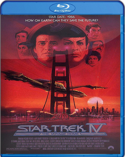 Star Trek IV. The Voyage Home [1986] [BD25] [Latino]