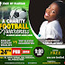 "Face of Plateau - ""A Charity Football Awareness"""
