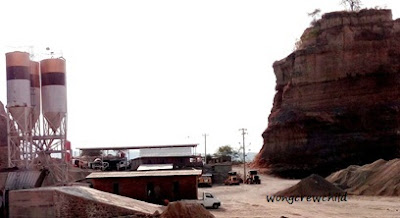 lokasi brown canyon semarang