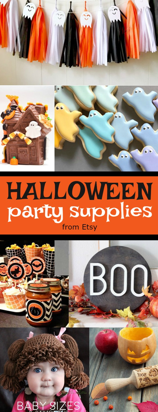 brandi raae: halloween party supplies {etsy}