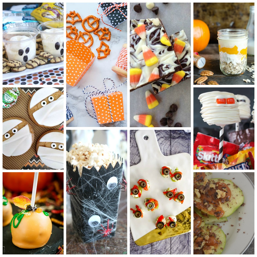 Last Minute Halloween Treats and Costume Ideas for the Whole Family
