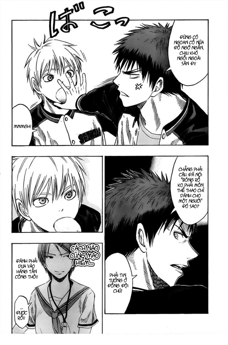 Kuroko No Basket chap 047 trang 15