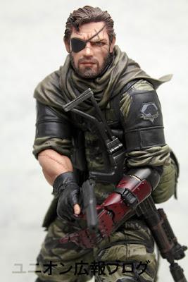 Venom Snake tratto da Metal Gear Solid V: The Phantom Pain