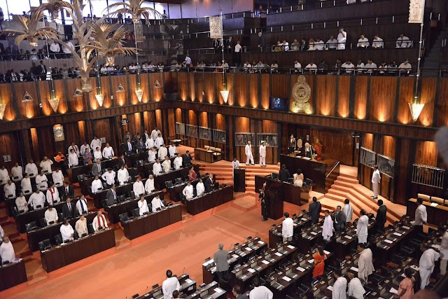 Heated debate over Opposition Leader post; Speaker postpones final verdict