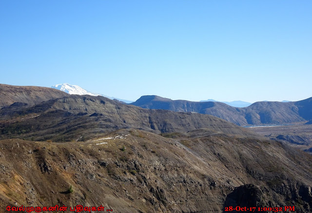Mount St. Helens Hiking Trails