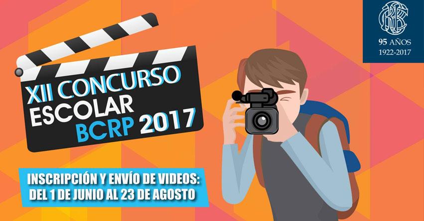 UGEL Arequipa Sur promociona el XII Concurso Escolar BCRP 2017 - www.bcrp.gob.pe