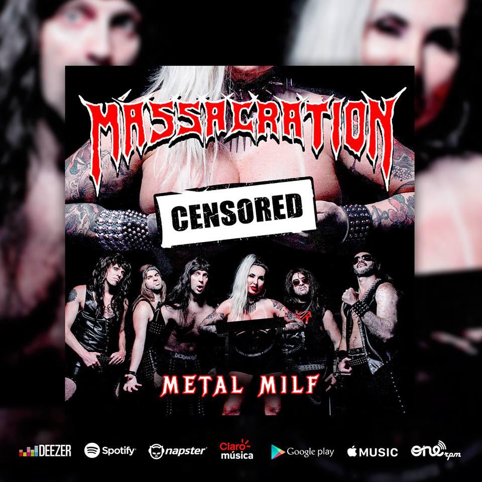 Metal milf