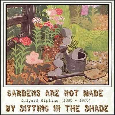 Gardening Quotes Funny. QuotesGram