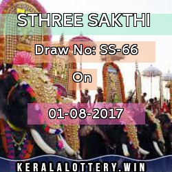 Sthree Sakthi SS66 on 01-08-2017