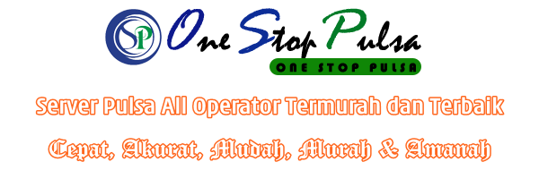 Server Pulsa All Operator Termurah dan Terbaik di Indonesia