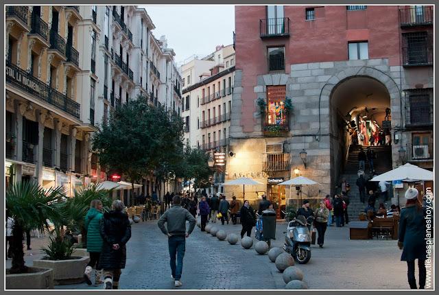 Cava de San Miguel Cuchillero Madrid