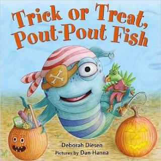 Trick Or Treat, Pout-Pout Fish (A Pout-Pout Fish Mini Adventure) PDF