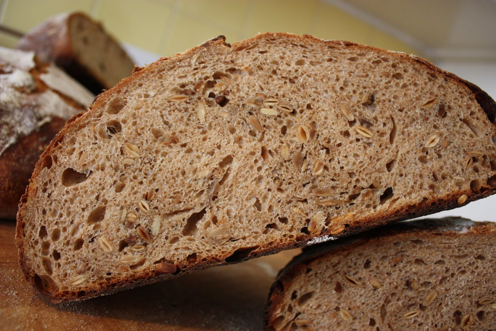 Tartine Bread Experiment: Fundamental Seeds