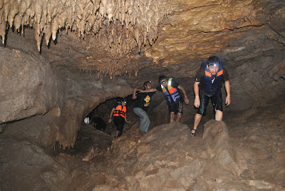 caving sie oyot