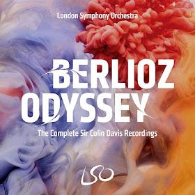 Berlioz Odyssey - Sir Colin Davis & LSO