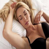 Mira lo que te sucederá si sigues durmiendo con brasier