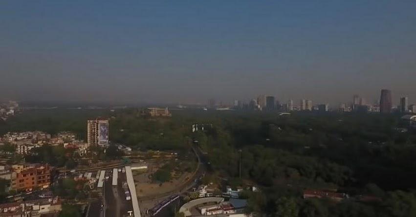 México suspende clases escolares en la ciudad Metropolitana por altos índices de contaminación ambiental [VIDEO]