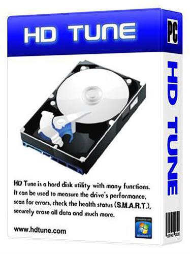 Baixar HD Tune Pro 5.50 x86/x64 + Serial
