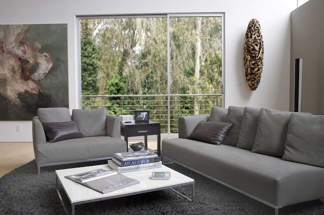 Gambar Sofa Minimalis Ruangan Tamu