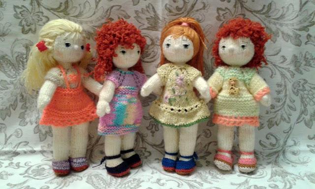 #Людмила#Григорьева#Вязаные#игрушки#