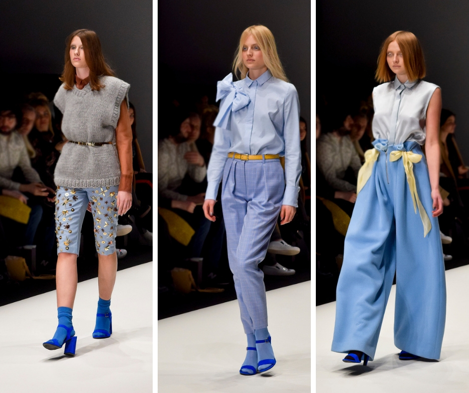 Berlin Fashionweek / Danny Reinke / Herbst Winter Kollektion 2019/2020
