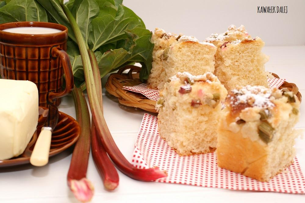 Ciasto na maślance z kruszonką
