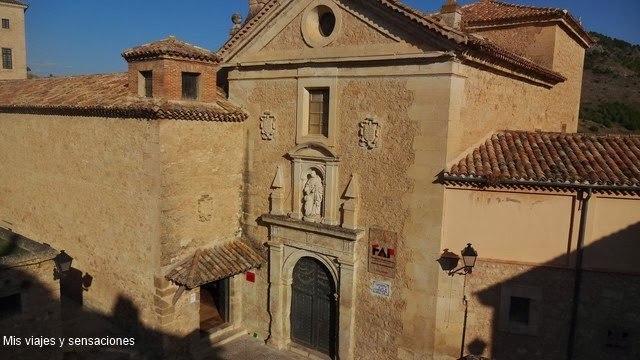 Convento de las Carmelitas, Cuenca