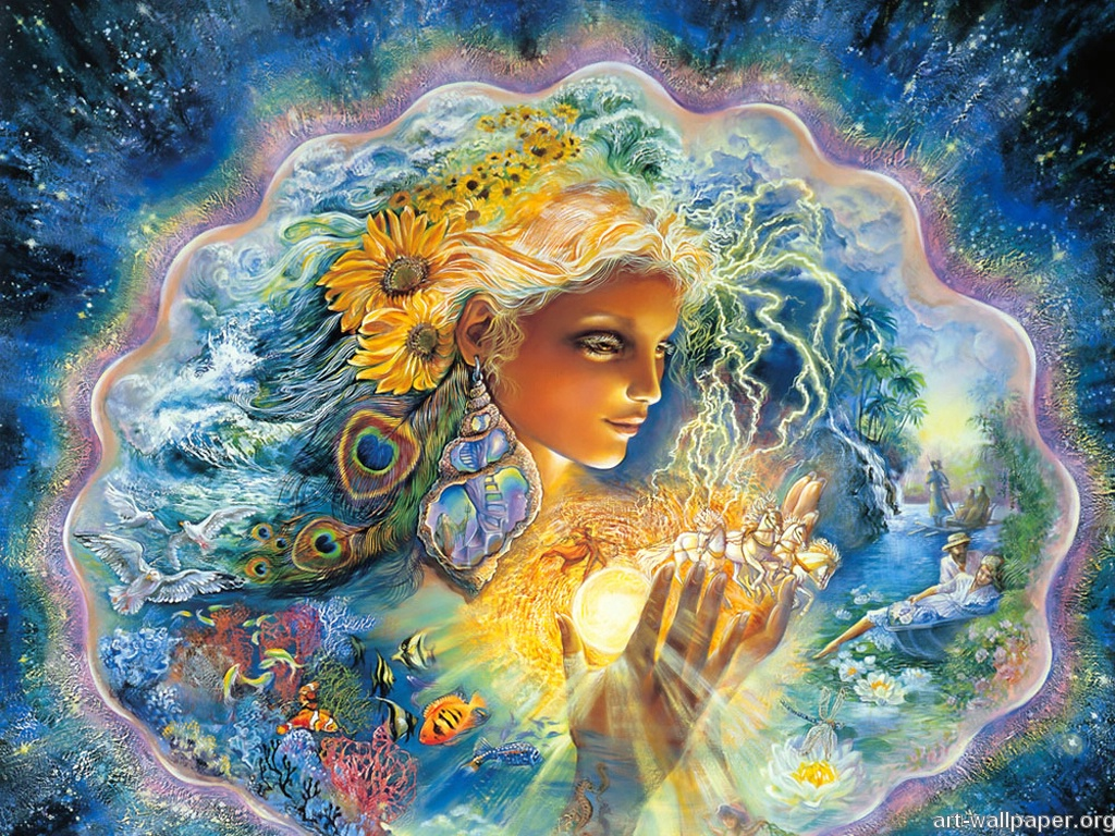 [FANTASY ART] [PAINTING] Josephine Wall - ART FOR YOUR ...