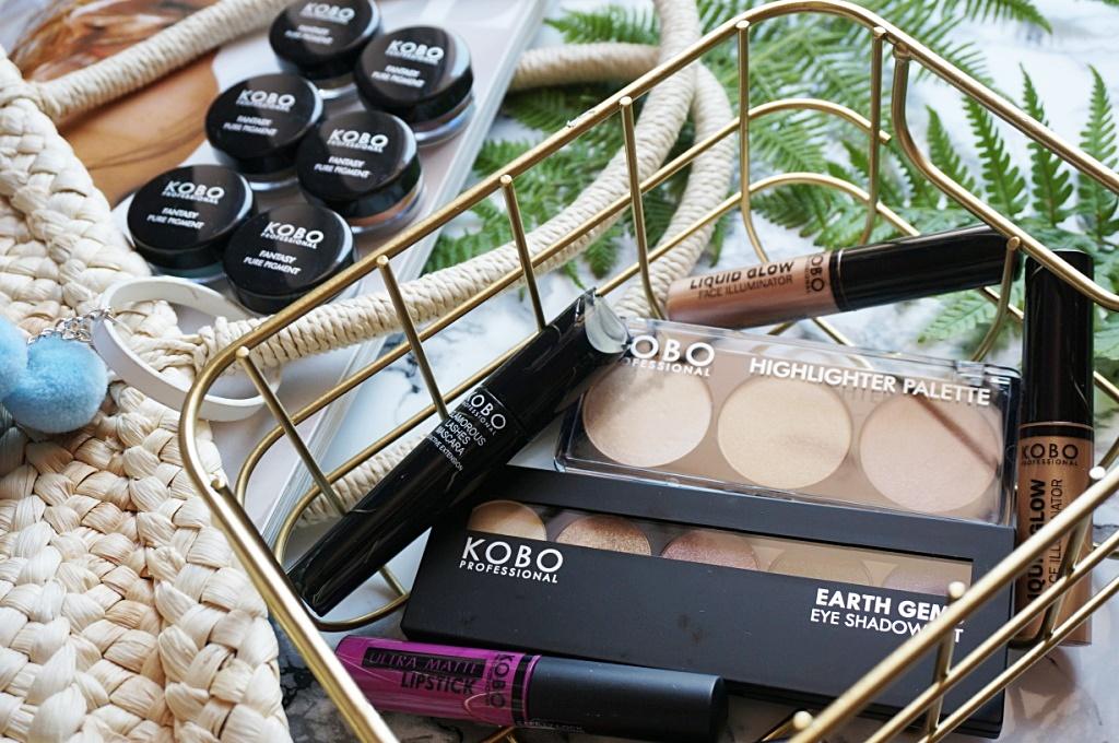 Kobo Professional kosmetyki do makijażu makeup