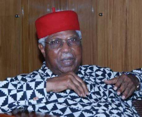 Former Vice-President, Alex Ekwueme To Be Buried February 2nd • Will Receive Parade of Honour