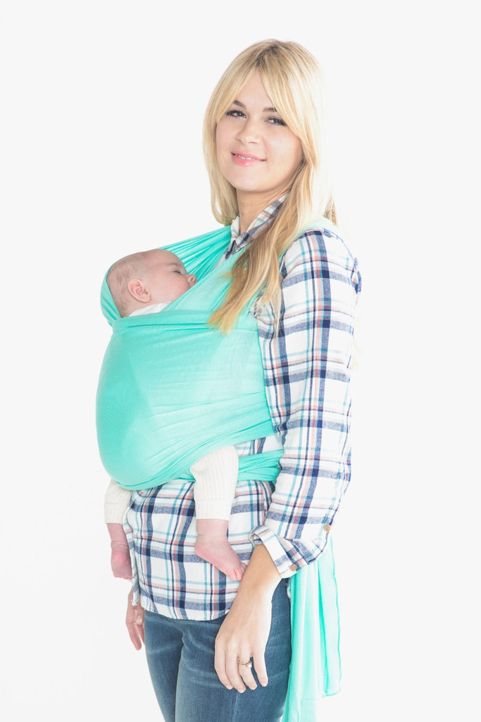 Aly In Motherland Baby Talk Thoughts On The Solly Baby Wrap