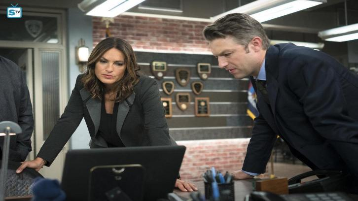 Law and Order: SVU - Episode 18.03 - Imposter - Promo, Sneak Peeks, Promotional Photos, Press Release