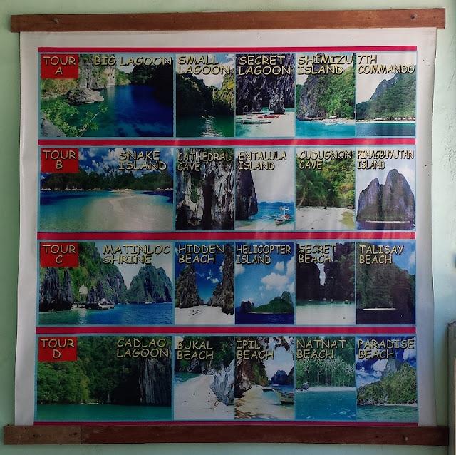 El Nido, Filipinas. Tours de El Nido.