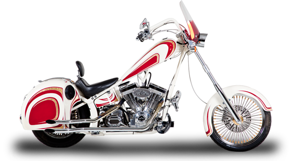 chopper motorcycle png - photo #20